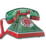 Polyflame Green Coke Glass Phone
