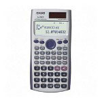 Casio FX-115ES 2 Line 10 Digit Scientific Calculator