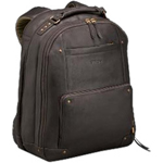 Solo Solo VTA701-3 Vintage Notebook Carrying Backpack