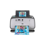 HP PhotoSmart A646 Compact Photo Printer printer color ink-jet
