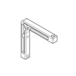 Draper Non-Adjustable Wall Bracket - mounting component