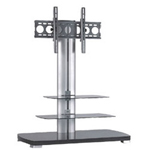 Milestone AV Technologies Sanus PFFP2B Platinum Furniture TV Stand