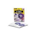 Fellowes matte labels - 40 pcs.