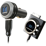 Monster Monster ICarPlay Wireless 250 FM Transmitter With AutoScan
