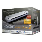 Iris can Executive 2 Sheetfed Scanner