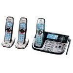 Uniden DECT 2185-3 - cordless phone w/ call waiting caller ID & answering system