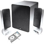 Cyber Acoustics Platinum Series CA-3618 - PC Multimedia Speaker System