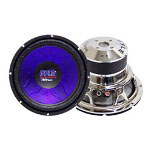 Pyle Audio Blue Wave Series PL1290BL - Car Subwoofer Driver