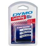 Dymo Dymo Letratag 3 Pack Paper Tape