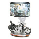 Telemania Harley Lamp Vroom 4