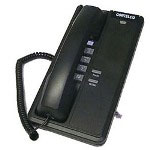 ITT Patriot II Hospitality Basic Corded Telephone, Black