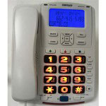ITT Amplified Big Button Telephone with Caller ID