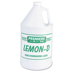 Kess Gallon Lemon Manual Dishwashing Liquid