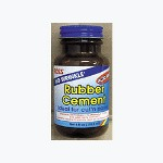 Elmer's 16 oz Rubber Cement Can