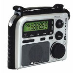 Midland Radio Emergency Crank Weather Alert Radio
