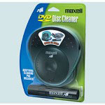 Maxell Disc Cleaner