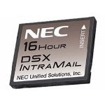 NEC DSX IntraMail 8 x 16 w/8 Voice Mail Ports & 16 Hours of Message Storage