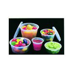 Fabri-Kal 2.5 Oz Plastic Portion Cup, Translucent