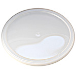 Fabri-Kal Lid for Deli Containers, Translucent