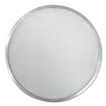 "Admiral Craft Pizza Screen, Expanded Aluminum, 14"" Diameter"