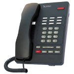 Scitec Single Line Speakerphone, Black