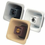 Valcom 1 Watt 1 Way FlexHorn, Beige