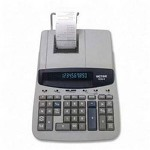 Victor 1530-6 Commercial Ribbon Two Color 10 Digit Printing Calculator