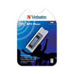 Verbatim 512 MB MP3 Player