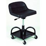 Whiteside Deluxe High Rise Adjustable Creeper Seat