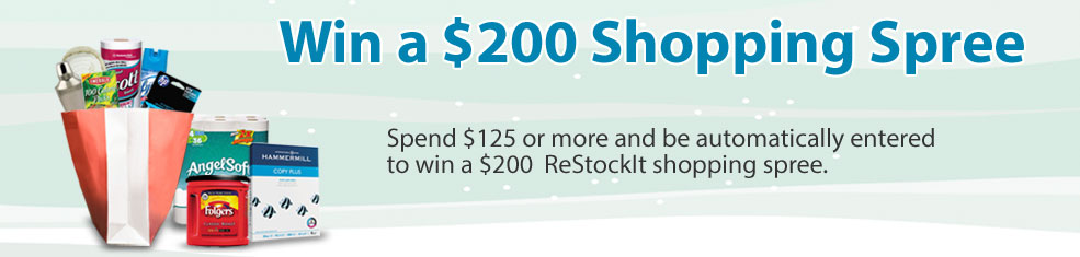 Win a $200 Shoppin Spree!