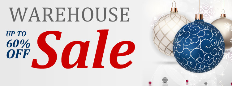 Get up to 60% off when you shop the Winter Warehouse Sale Sale.