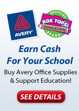 Avery BoxTops Side Banner