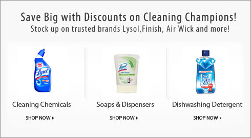 Lysol Reckitt Benckiser Cleaning Chemicals