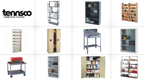 Quality Steel Storage & Filing Systems for Office & Industry