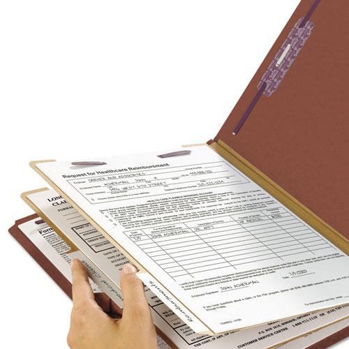 Smead Pressboard Classification Folders SMD14092