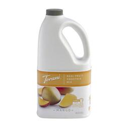 Torani® Real Fruit Smoothie Mango Mix, 64 oz