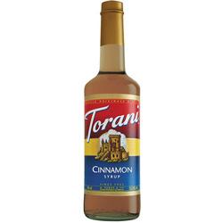 Torani® Cinnamon Syrup PET