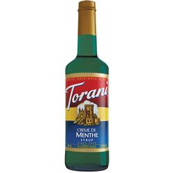Torani® Cr�me De Menthe Syrup PET