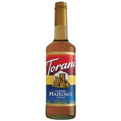 Torani® Hazelnut Classic Syrup PET