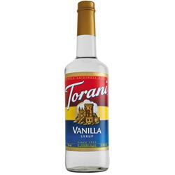 Torani® Vanilla Syrup PET