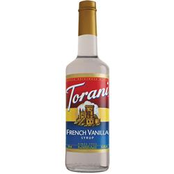 Torani® French Vanilla Syrup PET