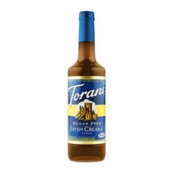 Torani® Irish Cream Syrup Sugar Free PET