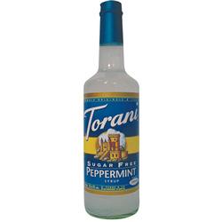 Torani® Peppermint Syrup Sugar Free PET