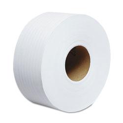 Scott® JRT Jumbo Roll Bathroom Tissue, 2-Ply, 9 in dia, 1000ft, 12 Rolls/Carton