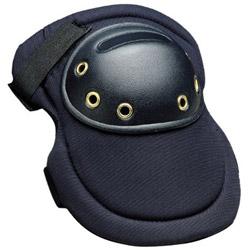 Allegro MaxKnee Knee Protection, Hook & Loop Closure, Nylon/Foam/ABS, Navy, 8 inW x 11 inL