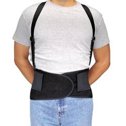 Allegro Medium Economy Back Support Belt