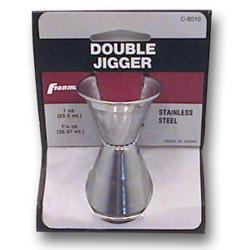 Franmara Jigger Double (Carded)