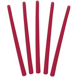 """WNA Comet Zombie Red Straws, 10"""""""