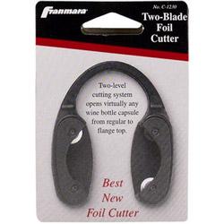 Franmara 2 Blade Foil Cutter