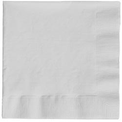 Creative Converting Napkin 2-Ply White 10 in x 10 in
